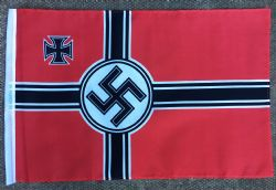 GERMAN MILITARY & NATIONALIST FLAGS
